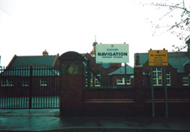 Navigation Road School